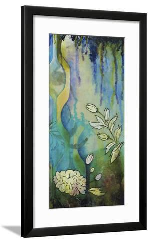 Pond Dripples II-Heather Robinson-Framed Art Print