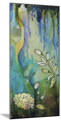 Pond Dripples II-Heather Robinson-Mounted Art Print