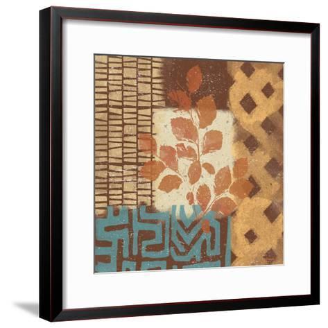 Tribal Life I-Alonzo Saunders-Framed Art Print