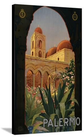 See Palermo-Studio W-Stretched Canvas Print