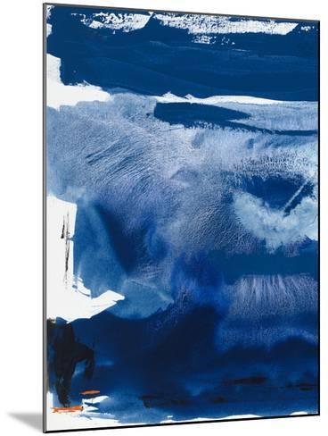 Blue Amore III-Sisa Jasper-Mounted Art Print