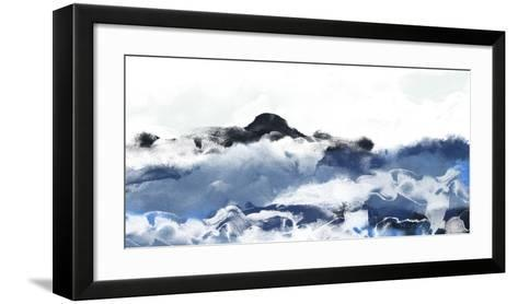 Sea Surface I-June Erica Vess-Framed Art Print