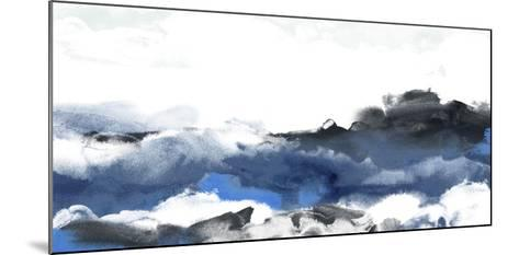 Sea Surface II-June Erica Vess-Mounted Giclee Print