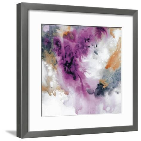 Cosmic II - Terra-Douglas-Framed Art Print
