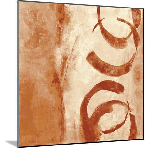 Terra Dune II-Carney-Mounted Giclee Print