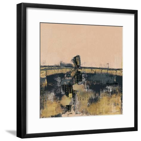 Lateral Intersect II-Daniels-Framed Art Print