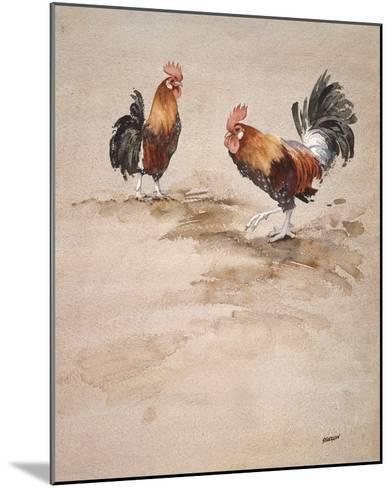 The Rivals-E^ Richard Sturgeon-Mounted Giclee Print