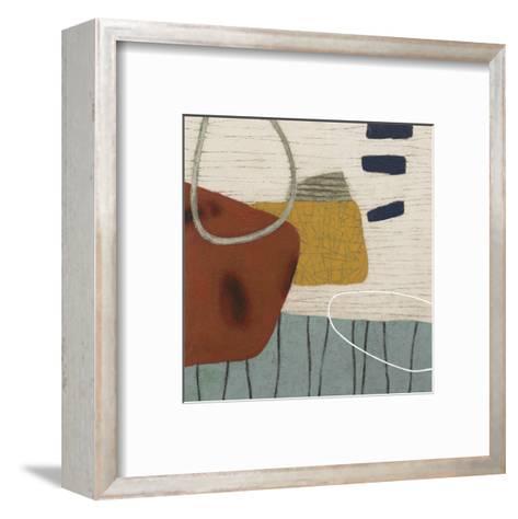 Fleeting Moments-Janette Dye-Framed Art Print