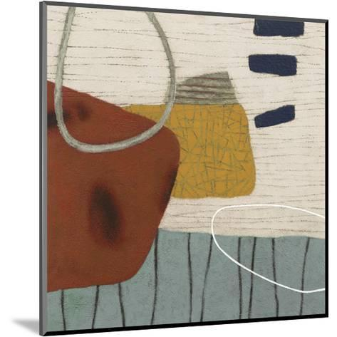 Fleeting Moments-Janette Dye-Mounted Art Print