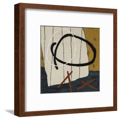 Entangled Love-Janette Dye-Framed Art Print
