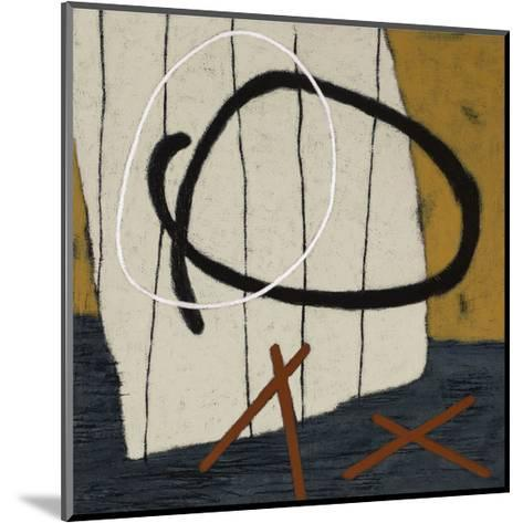 Entangled Love-Janette Dye-Mounted Art Print