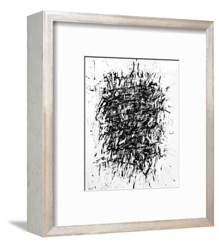 Vortex-Gizara-Framed Art Print