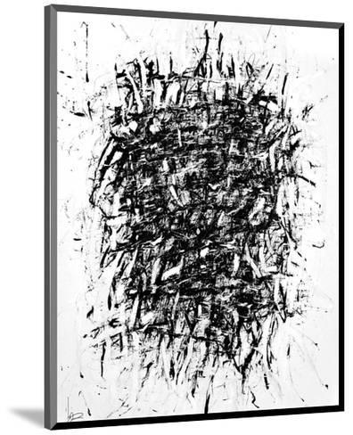 Vortex-Gizara-Mounted Art Print