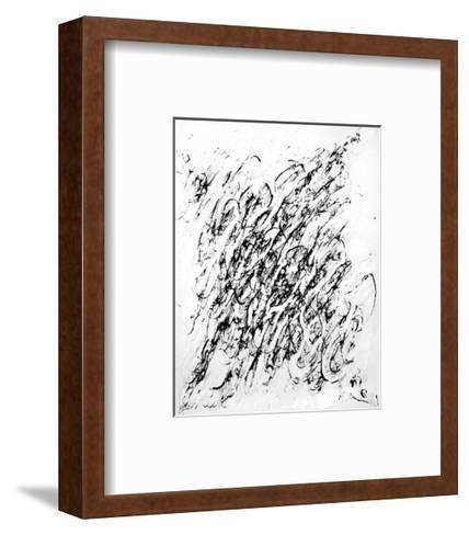 Cyclone-Gizara-Framed Art Print