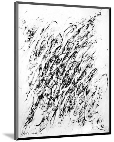 Cyclone-Gizara-Mounted Art Print