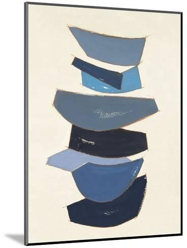 Sea Forms V-Rob Delamater-Mounted Giclee Print