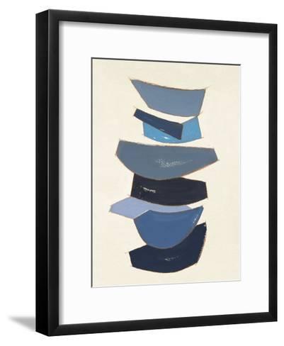 Sea Forms V-Rob Delamater-Framed Art Print