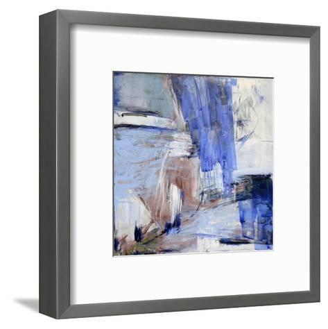 Touch the Invisible-Michelle Hold-Framed Art Print