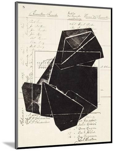 Aubazine I-Rob Delamater-Mounted Art Print