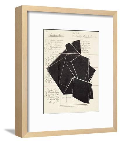 Aubazine III-Rob Delamater-Framed Art Print