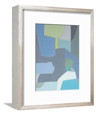 Sea Ranch Color I-Rob Delamater-Framed Art Print