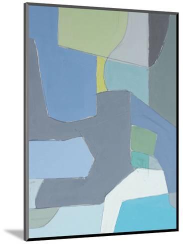Sea Ranch Color I-Rob Delamater-Mounted Art Print