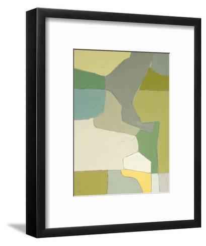 Sea Ranch Color II-Rob Delamater-Framed Art Print