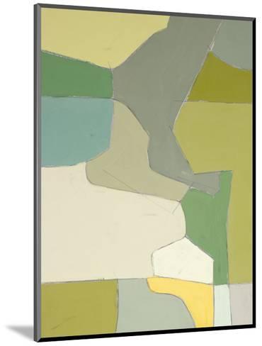 Sea Ranch Color II-Rob Delamater-Mounted Art Print