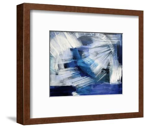 Give me Light-Michelle Hold-Framed Art Print