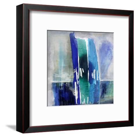 Cromatismi-Michelle Hold-Framed Art Print