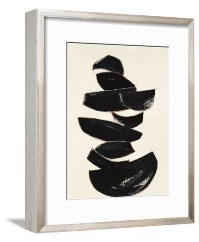 Sea Forms II-Rob Delamater-Framed Art Print