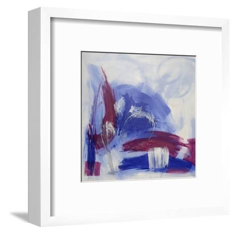 Challenge-Michelle Hold-Framed Art Print