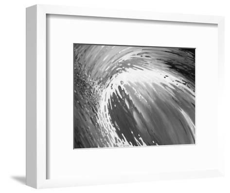 Sweeping Wave-Margaret Juul-Framed Art Print