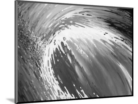 Sweeping Wave-Margaret Juul-Mounted Art Print