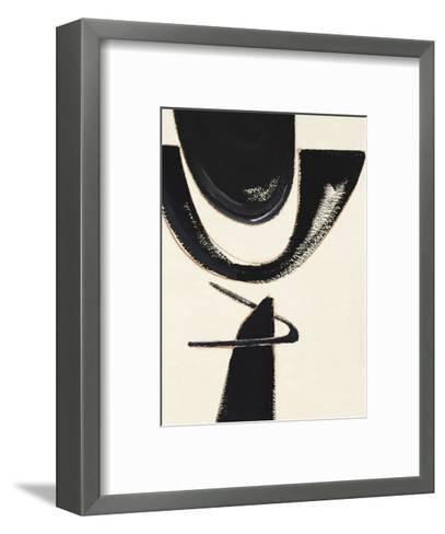 Sea Forms III-Rob Delamater-Framed Art Print