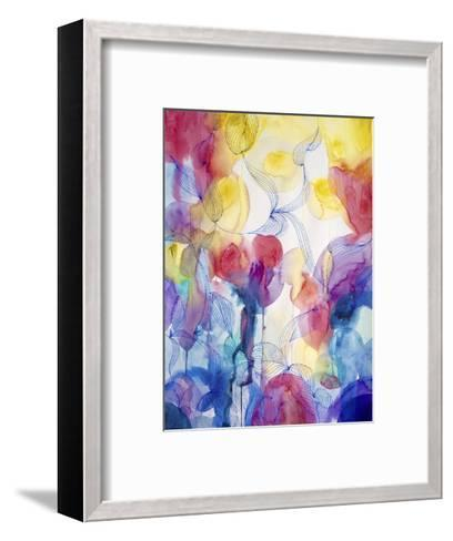 You Make Me Happy One-Helen Wells-Framed Art Print