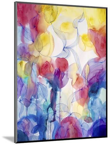 You Make Me Happy One-Helen Wells-Mounted Art Print