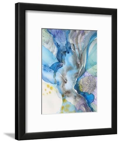 Water Series in The Flow-Helen Wells-Framed Art Print