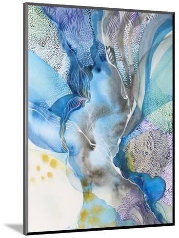 Water Series in The Flow-Helen Wells-Mounted Art Print