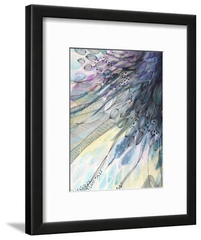 Cascade-Helen Wells-Framed Art Print
