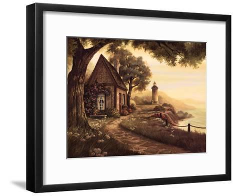 Dawn's Early Light-Michael Humphries-Framed Art Print