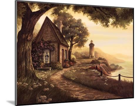 Dawn's Early Light-Michael Humphries-Mounted Art Print