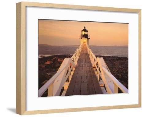 Let Your Light So Shine-John Gavrilis-Framed Art Print