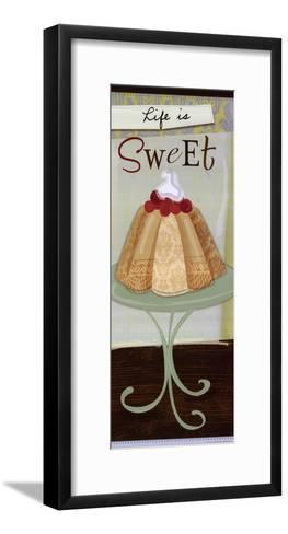 Life Is Sweet-Jessica Flick-Framed Art Print