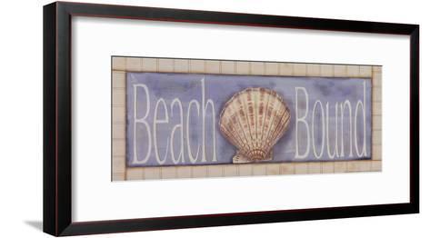 Beach Bound-Kim Klassen-Framed Art Print