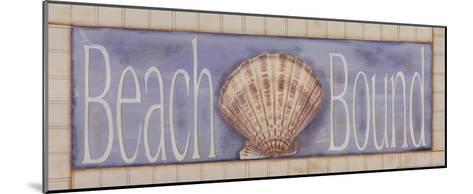 Beach Bound-Kim Klassen-Mounted Art Print