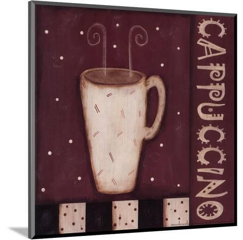 Cappuccino-Kim Klassen-Mounted Art Print