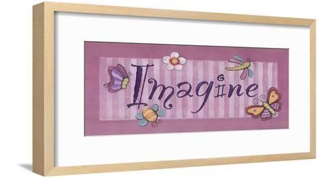 Imagine-Stephanie Marrott-Framed Art Print