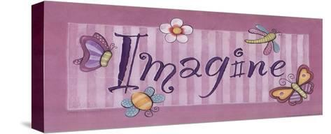 Imagine-Stephanie Marrott-Stretched Canvas Print