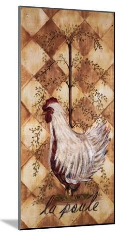 Poule-Grace Pullen-Mounted Art Print